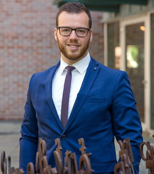 Wir gratulieren Markus Erler zum Fachanwalt für Bau- und Architektenrecht